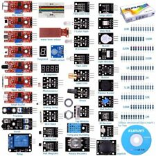 Raspberry Pi Sensor kit Kuman 37 in 1 Robot Projects Starter Kits 3 For Arduino