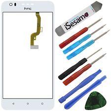 HTC Desire 10 Lifestyle pantalla táctil de vidrio digitalizador pantalla blanco + herramientas,