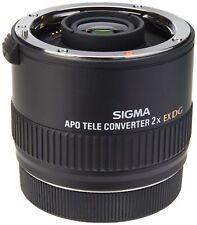 SIGMA  2x  TELECONVERTER LENS - Nikon Mount