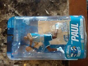 McFarlane NBA Series 17 Chris Paul Silver Level #10 of 500 Variation Hornets