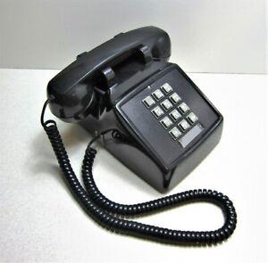 Premier HAC 2500 Push Button Desk Telephone Black