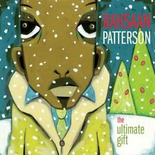 RAHSAAN PATTERSON-THE ULTIMATE GIFT-JAPAN CD F56