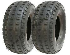 2 - Paire de pneus type gazon 13x5.00-6 pour tondeuse autoportée Stiga 13 500 6