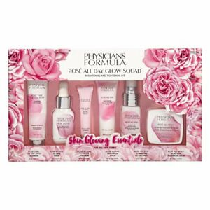 Physicians Formula Rose All Day Glow Squad Skin Glowing Essentials 1711234