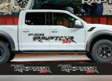 2 Door Stripes Decal Sticker Vinyl for Ford F-150 Raptor  F150 SVT BLACK model