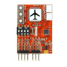 JCX-M6 M6 Flight Controller Digital gyro for RC Fixed-wing Airplane V-tail Plane