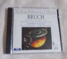 Classical CD - Bruch - Violin Concerto No.1, Scottish Fantasy - VGC