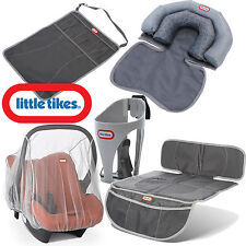 Little Tikes Travel Accessory Bundle Net Kick Mat Cup Holder Head Support Seat