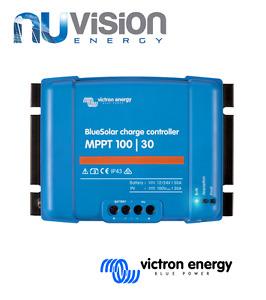 Victron BlueSolar Charger Controller MPPT Solar PV 100V 30A 100/30 12V/24V IP43
