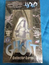 Ghost Trading Cards Box - Factory sealed - Comic Images - Dark Horse