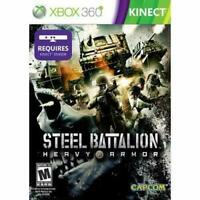 Steel Battalion: Heavy Armor For Xbox 360 Game | New Sealed Game