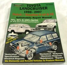 TOYOTA LAND CRUISER 1990 - 2007 AUTOMOTIVE REPAIR MANUAL