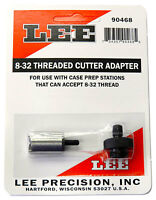 Lee Reloading Large 8-32 Threaded Case Trimmer Cutter/Lock Stud Silver 90468