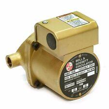 Bell Amp Gossett 103316lf 125 Hp Nbf 18s Bronze Circulator Pump Lead Free