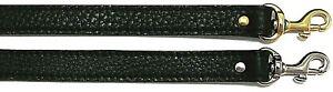 "5/8"" Wide Genuine Leather Replacement MINI Bolt Snap Shoulder/Camera Bag Strap"