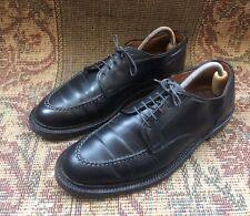 Rare ALDEN  Shell Cordovan Bulcher Dress Shoe Plain Toe Mens USA 8.5 E || UK 7.5