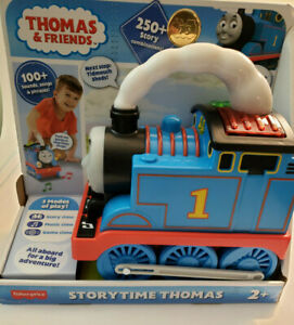 Thomas & Friends  Story Time Thomas Train  250 +  Story Combinations    Age 2+