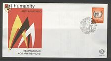 INDONESIA 1978 FDC SHP 52 UNITED NATIONS UN VN + BLANK