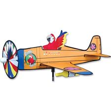 Bonbs Away Replica Staked Airplane Wind Spinner With Pole & Mount PR 26315