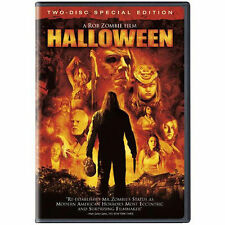 HALLOWEEN FULL & WIDESCREEN DVD MOVIE 2 DISC SPECIAL EDITION ROB ZOMBIE FREESHIP