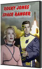 Rocky Jones Complete 39 Episode Dvd Series Space Ranger