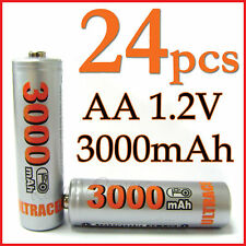 24 AA 3000mAh Ni-Mh rechargeable battery ULTRACELL S1