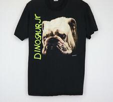 Vintage DINOSAUR JR Tour Black Unisex S-234XL  Reprint Cotton T-shirt AAA153