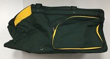 New Smi Nfl football equipment bag pro return Green Pack Packers green yellow