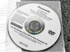 NEW Windows XP Tablet Edition PANASONIC TOUGHBOOK CF-19 MK3-XT2M RECOVERY DVD