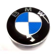 1 Tappo Coprimozzo Logo BMW Serie 7 E23 E32 E38 E65 E 2015> Borchie cerchi Lega