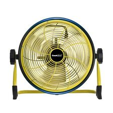 Cordless 12 in. Variable Speed Floor Fan