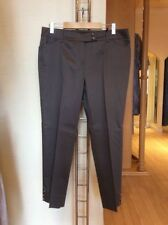 Cotton Tapered Women's Trousers