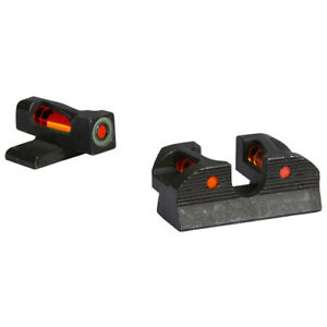 Sig X-Ray1 Pistol Sights #6 Red Front/Red Rear #8 Black Rear/Red Notch SOX11016