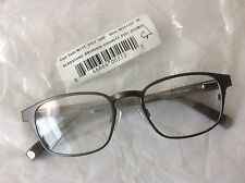 Warby Parker Gladstone 2151 Men's Brushed Granite Eyeglass Frames 51-19 140