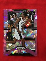 NIC CLAXTON ROOKIE 2019 PANINI PINK PRIZM CRACKED ICE 292 (BROOKLYN NETS STAR)