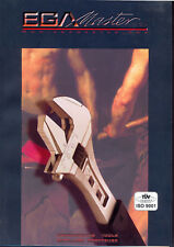 Catalogue EGA Master spanish tools power tools (158 pages) in english, 2006