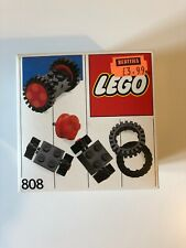 Lego Universal Building Set Wheels & Tires 808 (1986)