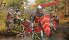 STRELETS MINI 1/72 inglese men-At-Arms XIII-XIV C # M118
