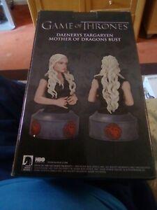 Dark Horse Deluxe Game Of Thrones Daenerys Targaryen Mother Of Dragons Bust