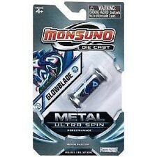 Monsuno Die Cast Metal Ultra Spin Core Glowblade, NEW