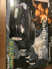Scalextric Digital James Bond Quantum of Solace Aston Martin DBS & Alfa Romeo159