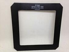Hasselblad Mask 250F, 120-150 CF&C Pro Shade