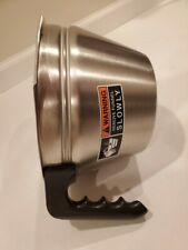 Bunn Funnel Assembly Stainless Steel Sgldual
