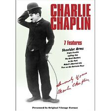 Charlie Chaplin, Vol. 3 DVD Region 1
