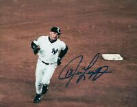 Jim Leyritz Signed Autographed 8X10 Photo NY Yankees Home Run Trot w/COA