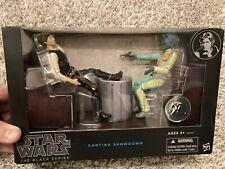 Star Wars Black Series cantina Showdown New in Box