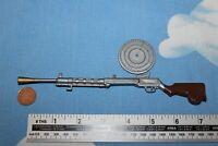 ORIGINAL VINTAGE GEYPERMAN / ACTION MAN RUSSIAN D.P LIGHT MACHINE GUN CB34051