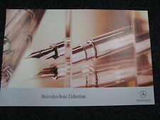 Poster Mercedes-Benz Collection (2 posters) (JS)