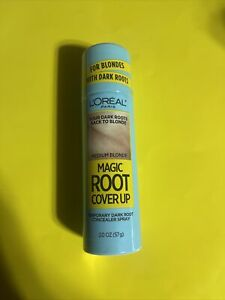 L'OREAL Magic Root Cover Up Temp. Dark Root Concealer Spray (1) Med Blonde 2oz