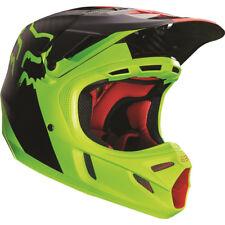 Casco Fox V4 libra Motocross Mx-Amarillo ENDURO MTB BMX MIPS